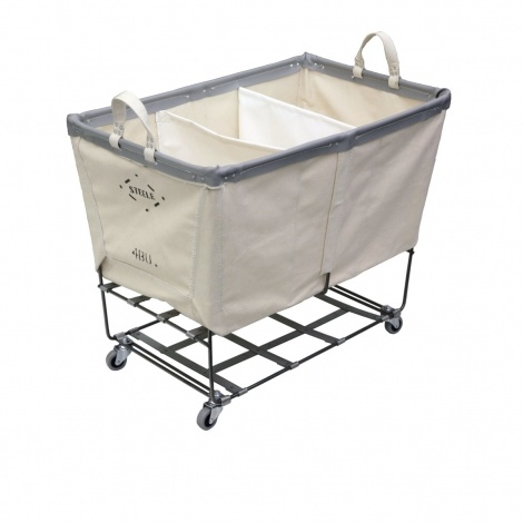 Steele Canvas Laundry Basket Elevated Truck House