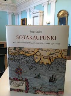 Helsingfors stads nyskrivna historia!