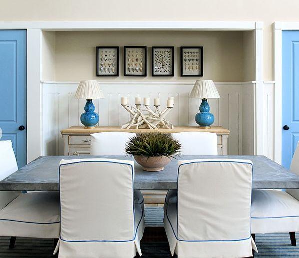 Cottage Dining Room Ideas: 133 Best Coastal Kitchen Ideas Images On Pinterest