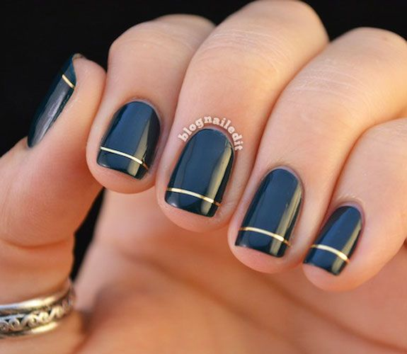 Nail Art Inspiration - Manicure Design Ideas - Good Housekeeping