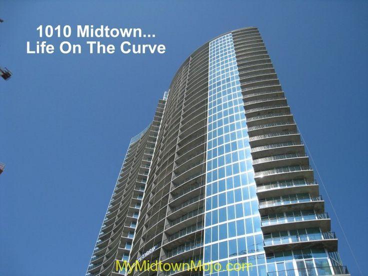 11 best 1010 midtown atlanta images on pinterest atlanta for 1010 midtown floor plans