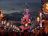 Disneyland...!!!