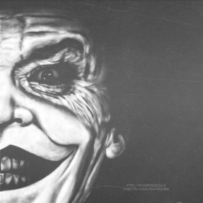 Pin By Laila On Rmzyat رمزيات Alone Photography Image Joker