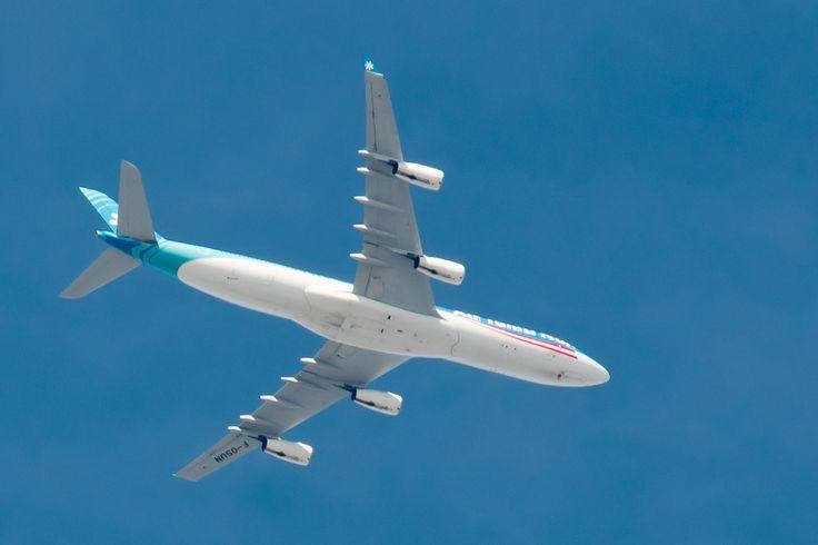 Air Tahiti Nui A340
