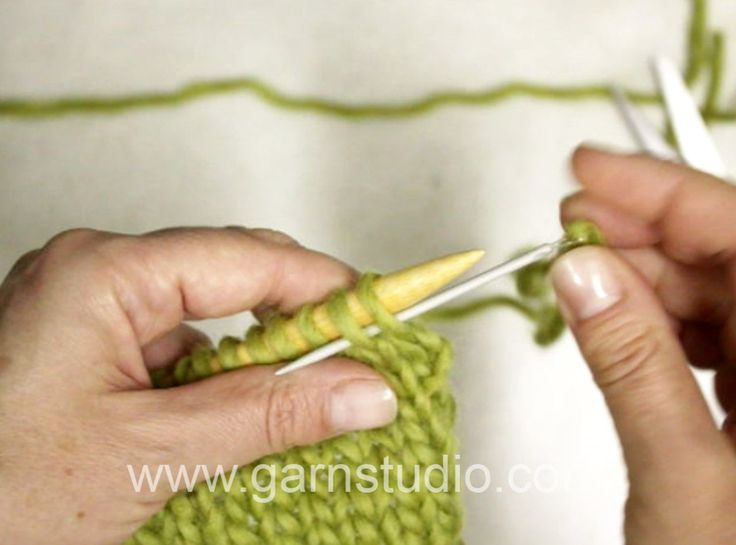 How to make a sewn cast off