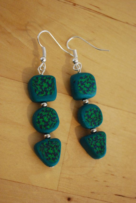 Mosaic Shapes by CoolMooseJewelry on Etsy