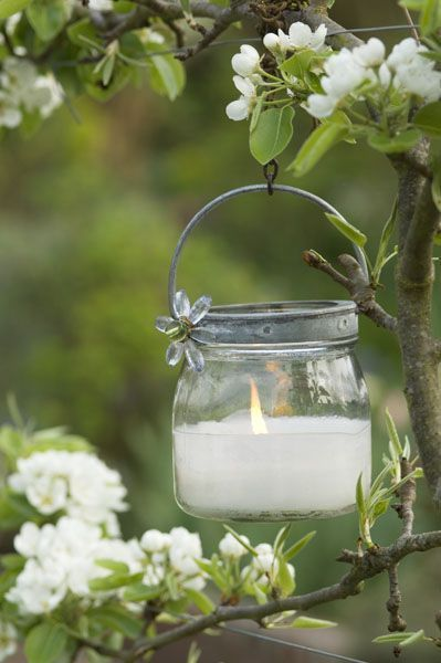 Image result for Canning Jar Candles public domain