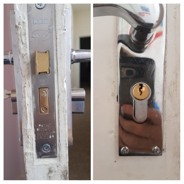 Still finding poor sized fitted locks. Luckily we fit the correct size & with anti snap.We make you secure. #antisnap #locksmiths #exeter #firstchoice