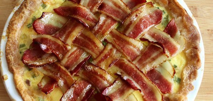 ... about Bacon Bacon Bacon! on Pinterest | Bacon crack, Bacon and Penne