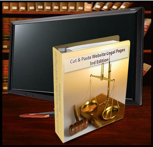 "Cut & Paste Website Legal Pages Review and Download – Force Your Website into Plagiarism-Perfect, Cut & Paste Compliance by Exploiting the Cheapest ""Insurance Policy"""