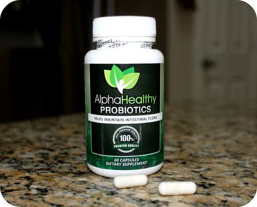AlphaHealthy: Probiotics Review | Home Jobs by MOM