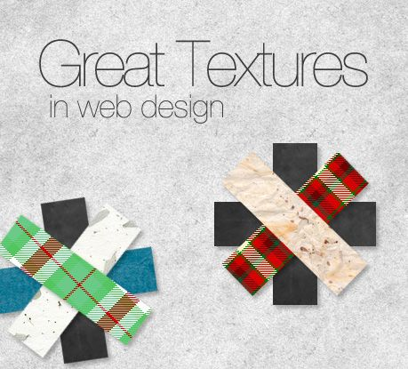 Brilliant Uses of Texture in Website Design And Some Resources http://www.awwwards.com/brilliant-uses-of-texture-in-website-design-and-some-resources.html