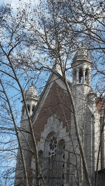 Iglesia de la Misericordia, Boulevard Oroño, Rosario, Argentina
