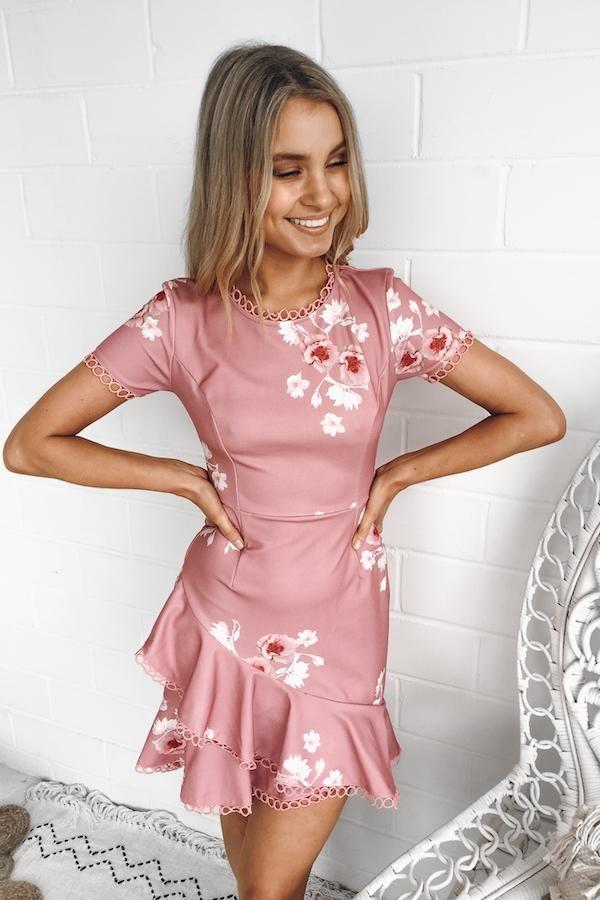MARIGOLD DRESS $64.95 @ esther.com.au #estherthelabel