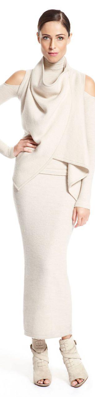 Donna Karan Resort Cashmere | Keep The Glamour ♡    ✤ LadyLuxury ✤