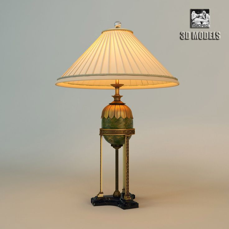 3D Model Provasi Night Lamp   3D Model