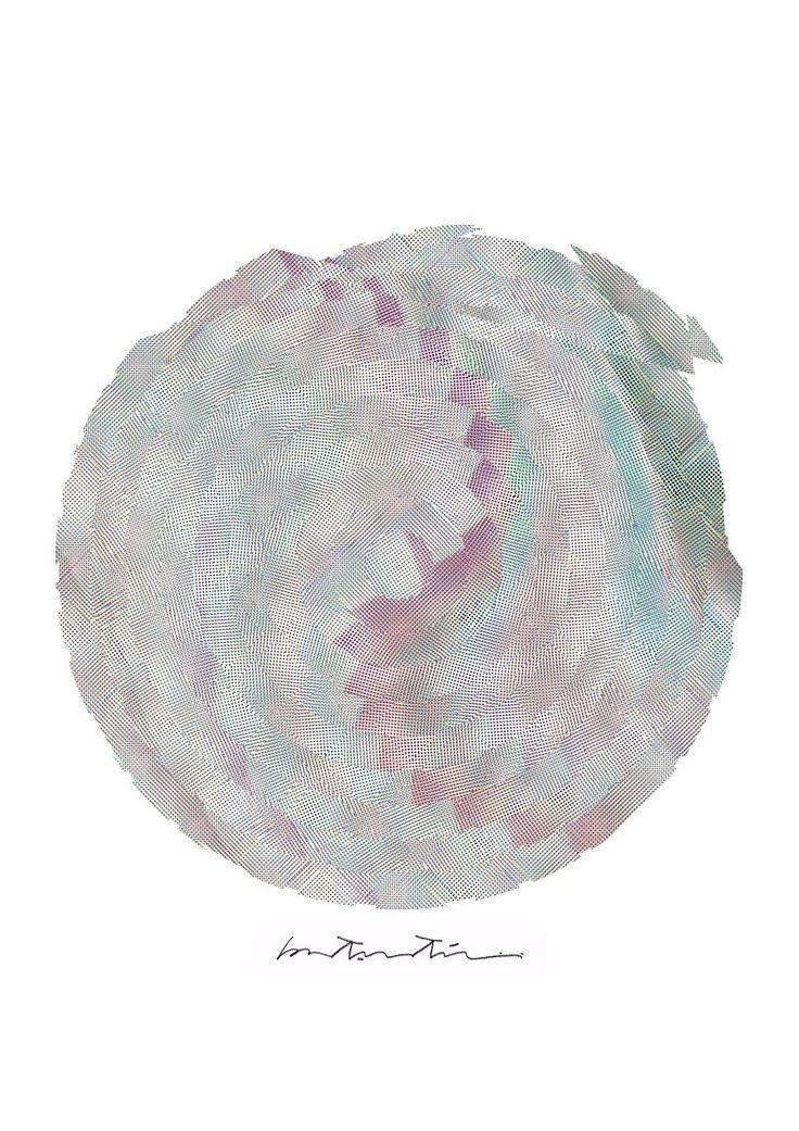 Op Art Print #victor #vasarely #bridget #riley #Jesús #rafael #soto #opart #op #art #optical #manfred #mohr #manfred #mohr # victor #vasarely #bridget #riley #optic #dynamic #ultradynamic #Hector #Ramirez #Manuel #Espinosa #FRANCIS #HEWITT #Julian #Stanczak #John #Townsend #Francis #Celentano #Esther #Stocker