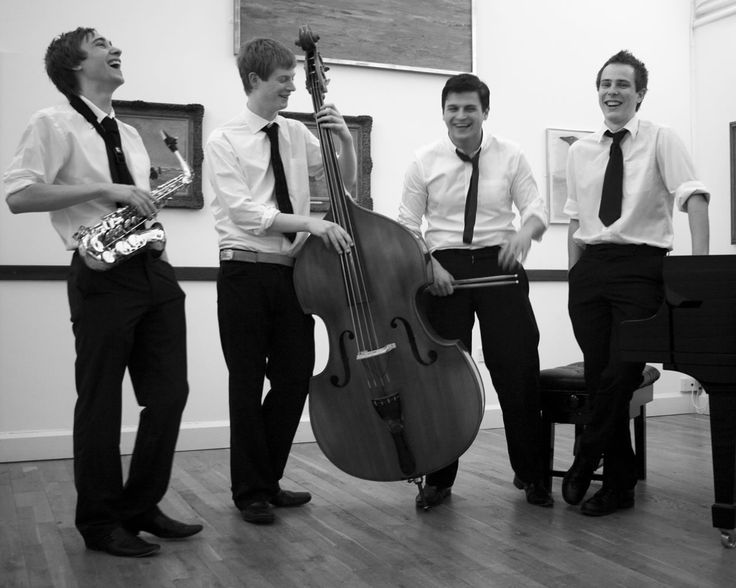 The Quartertones #jazz #livemusic #events #party #velvetentertainment