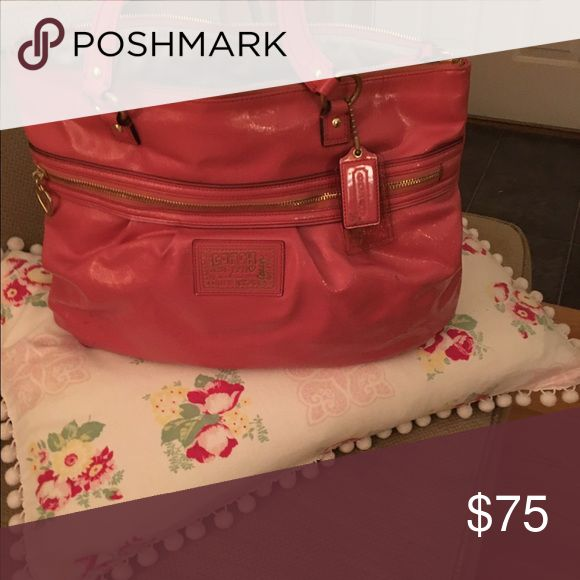 Authentic Coach Paid $250 at Coach outlet in Wrentham Coach Bags Shoulder Bags