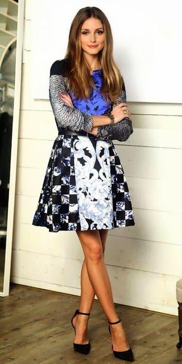 THE OLIVIA PALERMO LOOKBOOK: Absolutely Stunning!!!