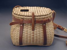 Eric Taylor will be back in St. Louis again this May to teach two  great classes. Eric  Taylor  has been making traditional baskets and Shak...