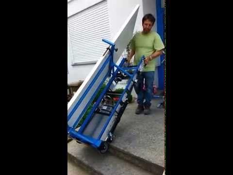 Elektrischer Treppensteiger Ernst Zieker GmbH YouTube