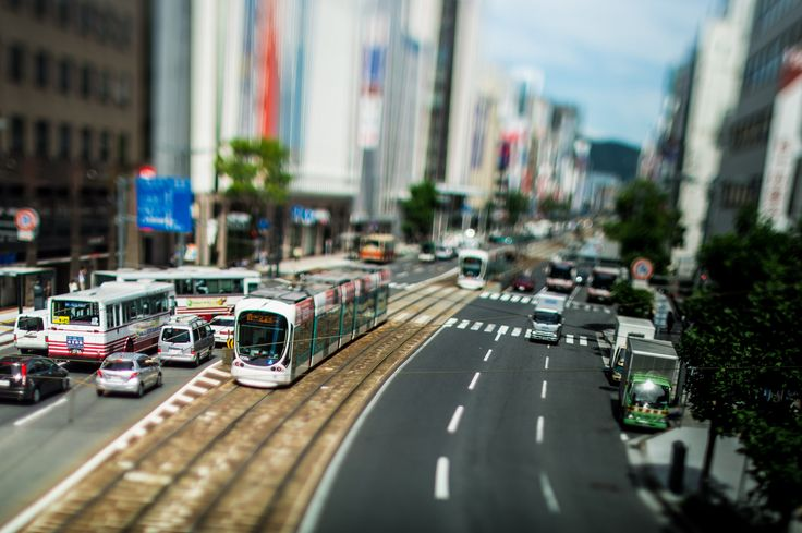 https://flic.kr/p/vqgmqc | Tram in Hiroshima | 広島電鉄