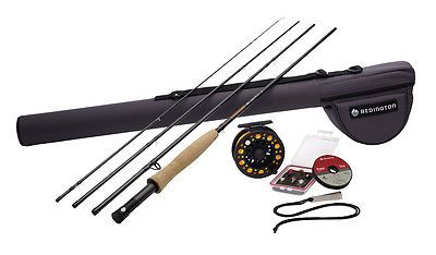 Fly Fishing Combos 33973: Redington Topo 9 6Wt. 4Pc Fly Rod Outfit - New BUY IT NOW ONLY: $219.95