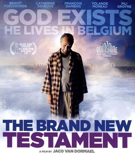 The Brand New Testament  ,  #Bluray #brand #testament, – Bild Archiv