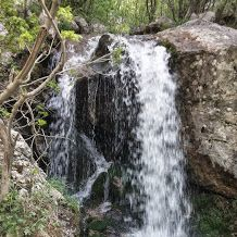Mountain hiking, Waterfall, Cerna Valley, Baile Herculane