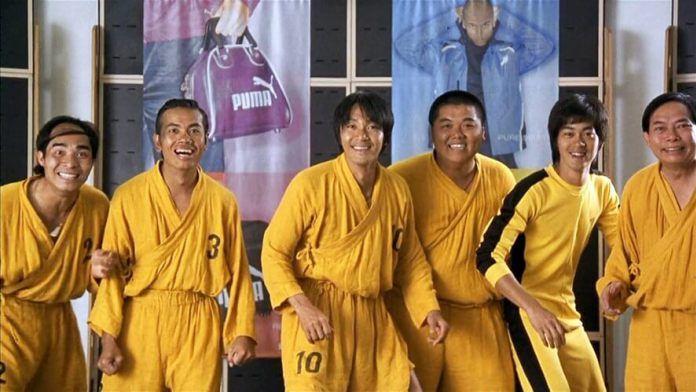 Shaolin Soccer World Cup Final Hd Image Shaolin Soccer Shaolin Movies