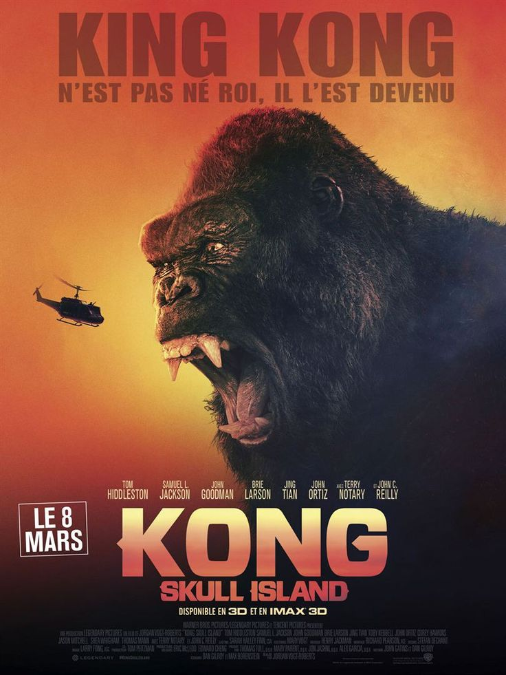 Return to the main poster page for Kong: Skull Island (#14 of 14)