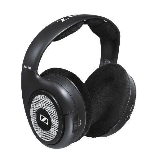 Special Offers - Sennheiser RS 130 Wireless Surround Sound Headphones (Discontinued by Manufacturer) - In stock & Free Shipping. You can save more money! Check It (December 13 2016 at 03:39PM) >> http://ift.tt/2hspAvQ