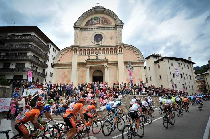 Giro d' Italia 2012 - Tappa 18