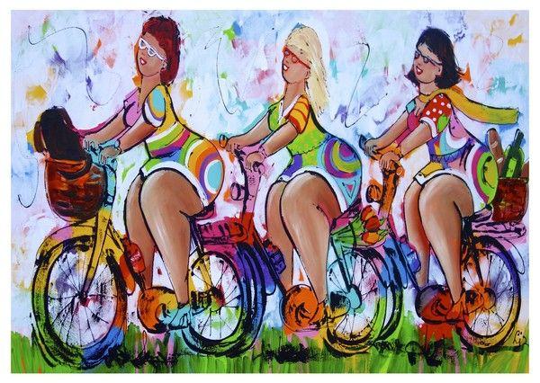 dikke dames schilderen - Google zoeken