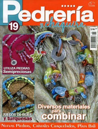 Revista Pedreria y chaquira nª 19 - ana lezama - Álbumes web de Picasa