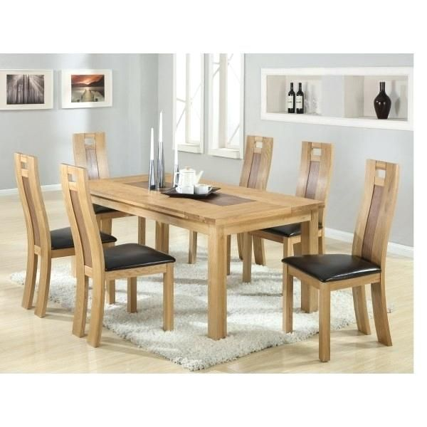 Pros Of Buying The Solid Oak Dining Table And 6 Chairs Solid Oak