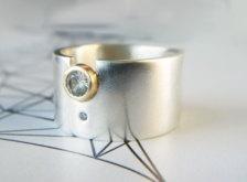 http://www.etsy.com/listing/99727441/engagement-ring-wedding-band-modern