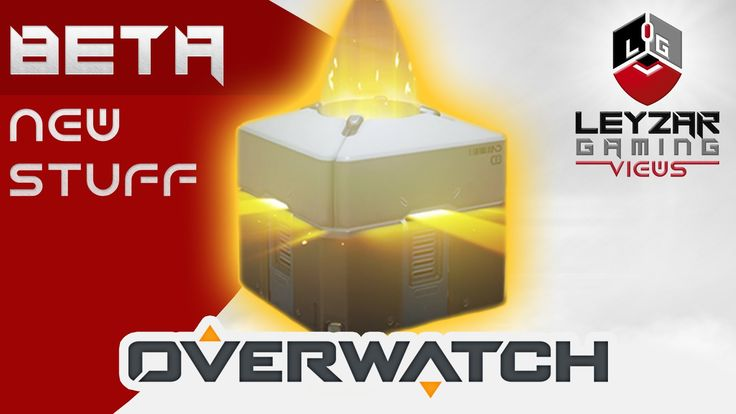 Overwatch (Closed Beta) - Progression, Loot, Cosmetic Upgrades, Maps, Co...
