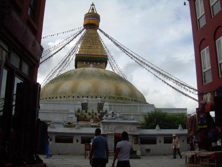 Katmandou Swayambhunath Temple