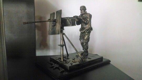 Figura militar .50