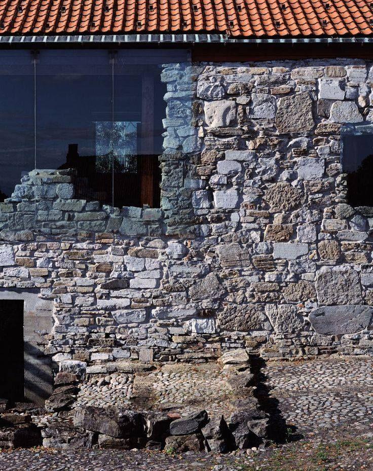 "Sverre Fehn, Museo Hedmark, Hamar, Noruega, 1967-2005 ""MANUAL DE REHABILITACIÓN"" http://www.santiagodemolina.com/2015/06/manual-de-rehabilitacion.html"