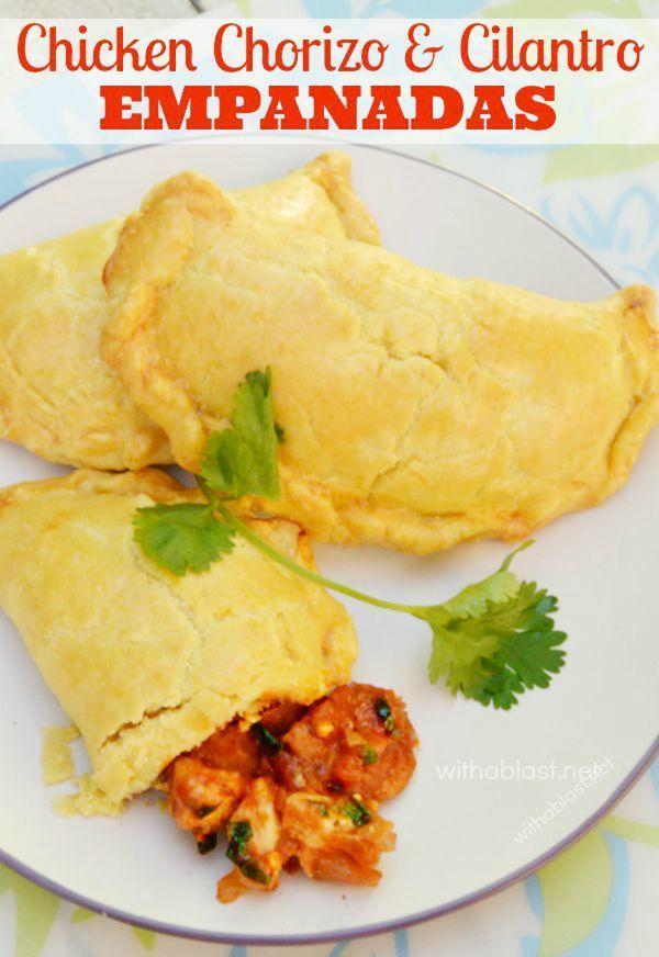 ... Chorizo and Cilantro Empanadas | Chorizo, Empanadas and Cilantro