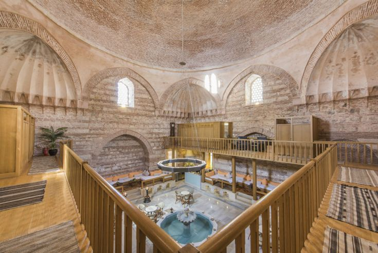 You can warm up in a Turkish bath. 9 compelling reasons to visit Turkey in winter - Matador Network