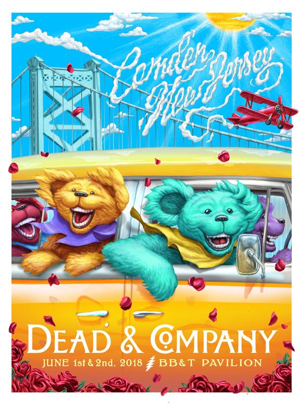 nugs net | Dead and Company Live Downloads 06/01/18 BB and T