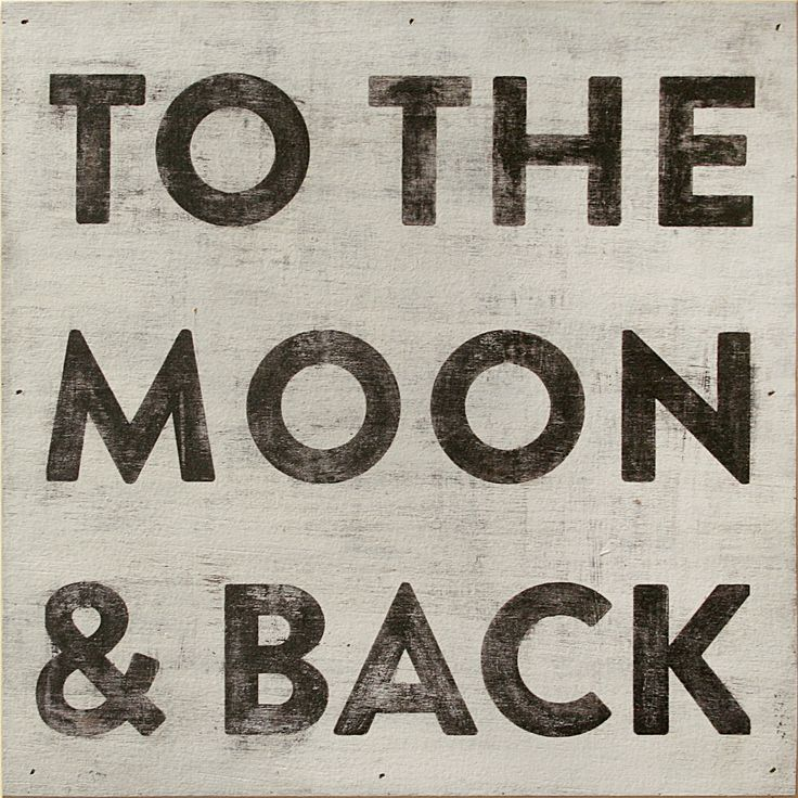 Sugarboo Designs To the Moon Back Wall Art | Pure Home