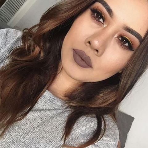 Happy #NationalTeddyBearDay  In honor of this occasion, we're shouting out @brendaquiroz.__ for wearing our Lip Lingerie in 'Teddy'  Tune in to our IG Story and Snapchat to catch what we've been up to! #nyxcosmetics #nyxprofessionalmakeup