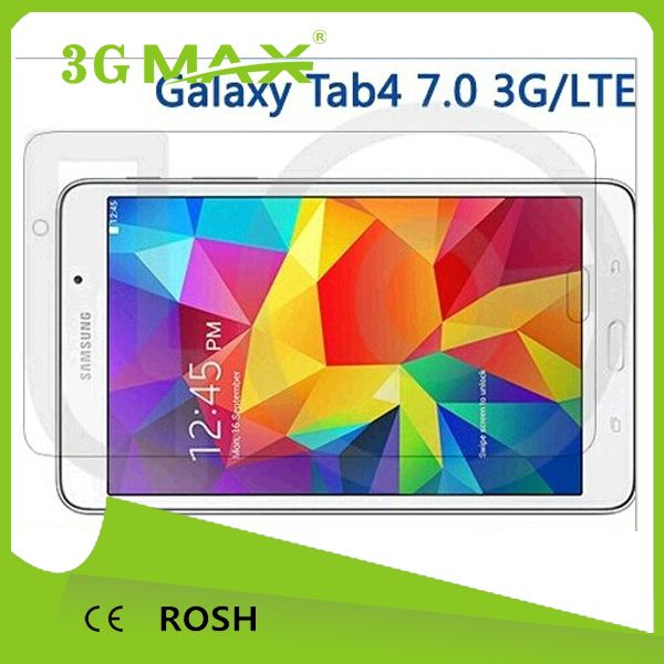 Find More Screen Protectors Information about For GALAXY Tab 4 7.0 T230 Premium Tempered Glass Screen Protector Toughened protective film With Package,High Quality Screen Protectors from 3G MAX Store on Aliexpress.com