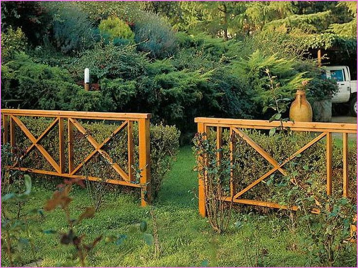 48 Best Images About Fence On Pinterest Chain Links Fence Ideas And Chain