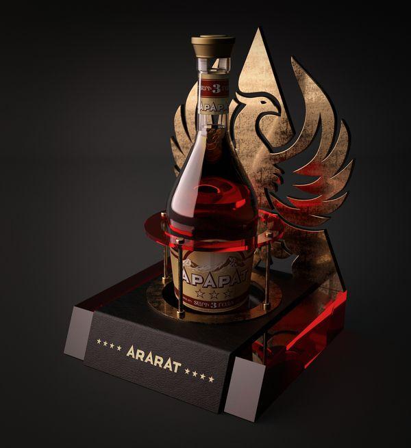 Ararat Display on Behance